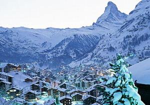 Горнолыжный курорт Церматт (Швейцария)