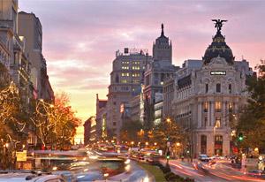 туров в Мадрид