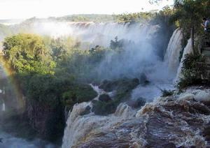 Отдых в Аргентине. Водопад Игуасу
