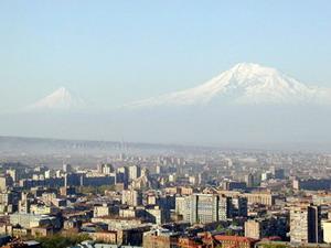 Отдых в Армении. Ереван.