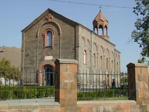 Армения. Эчмиадзин.