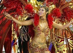 Туры в Бразилию. Карнавал в Рио