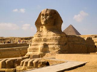 Отдых в Египте. Сфинкс