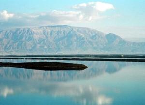 Отдых в Израиле на Мертвом море.