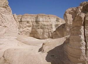Израиль. Пустыня Негев.