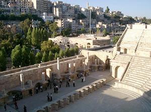 Отдых в Иордании. Амман
