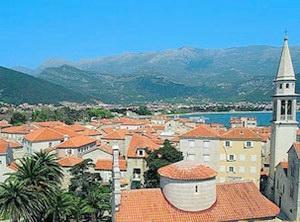 Отдых в черногории будва
