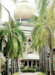 Отдых в Сингапуре. Арабская улица