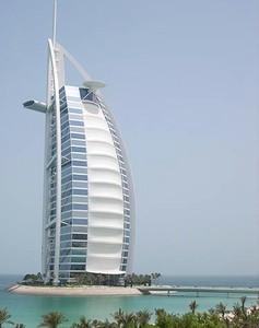 Отдых в ОАЭ. Отель Burj Al Arab