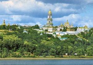 Отдых на Украине. Киев.