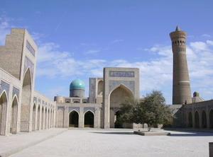 Отдых в Узбекистане. Бухара.