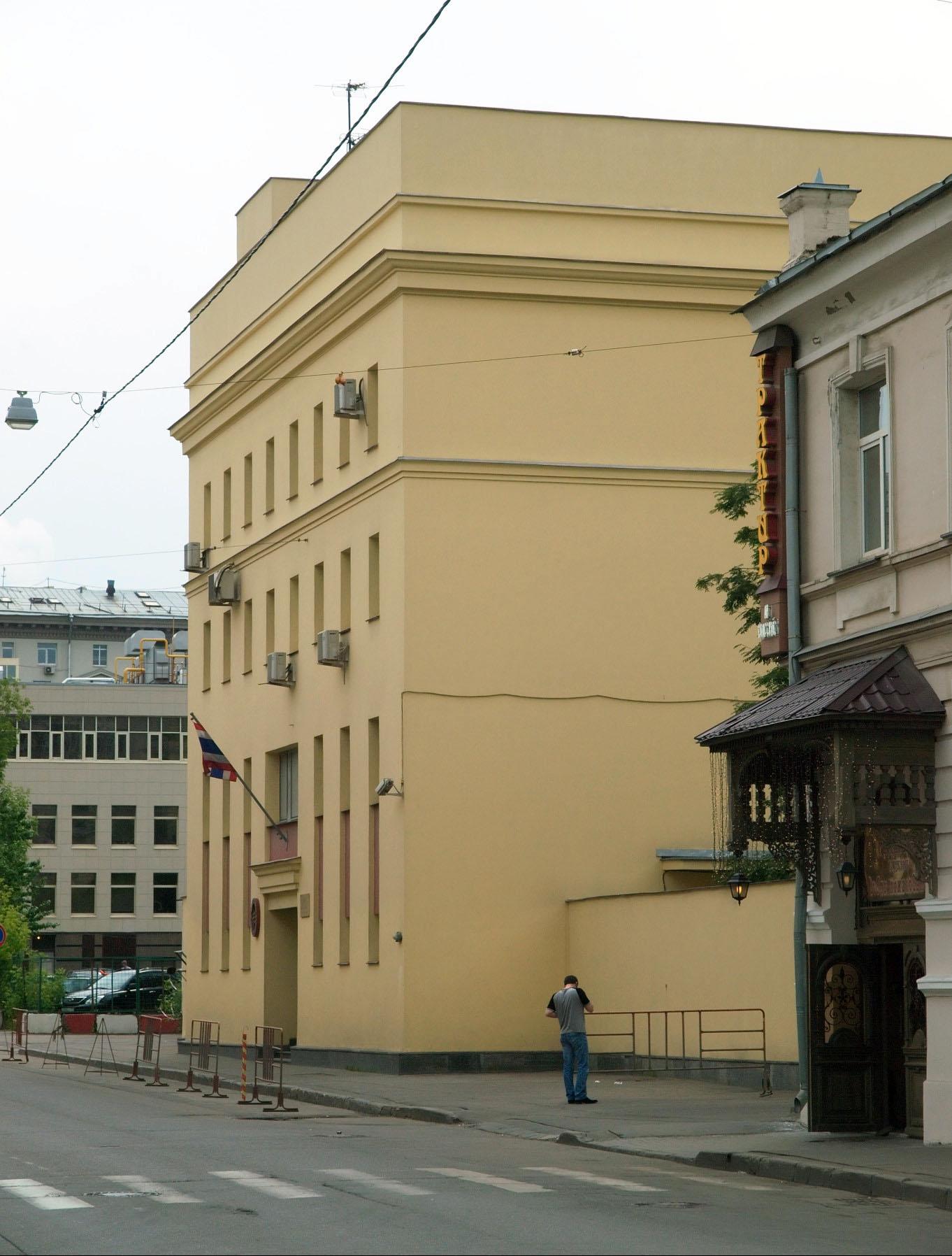 Визы - Посольство Королевства Таиланд в Москве