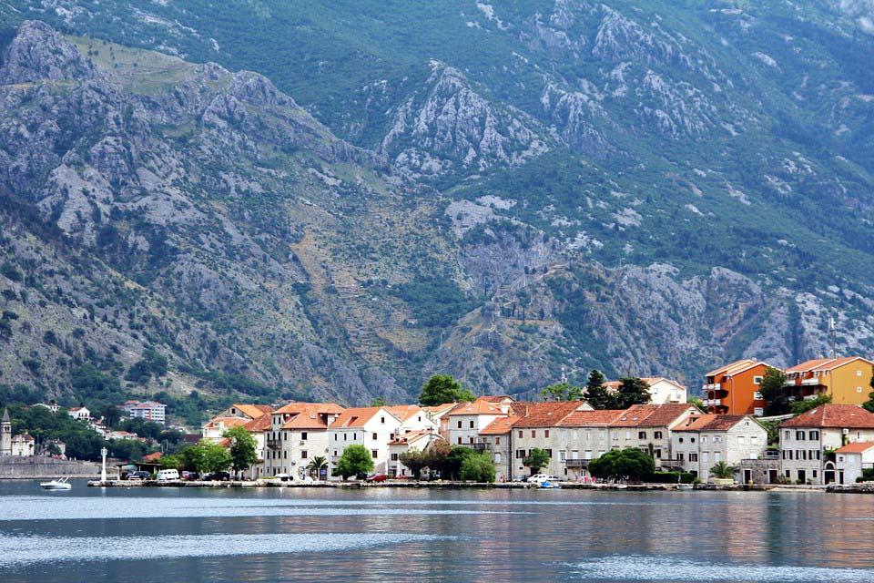 Цена недвижимости черногории