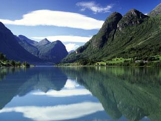 Норвегия - туры из Москвы и Петербурга, фьорды