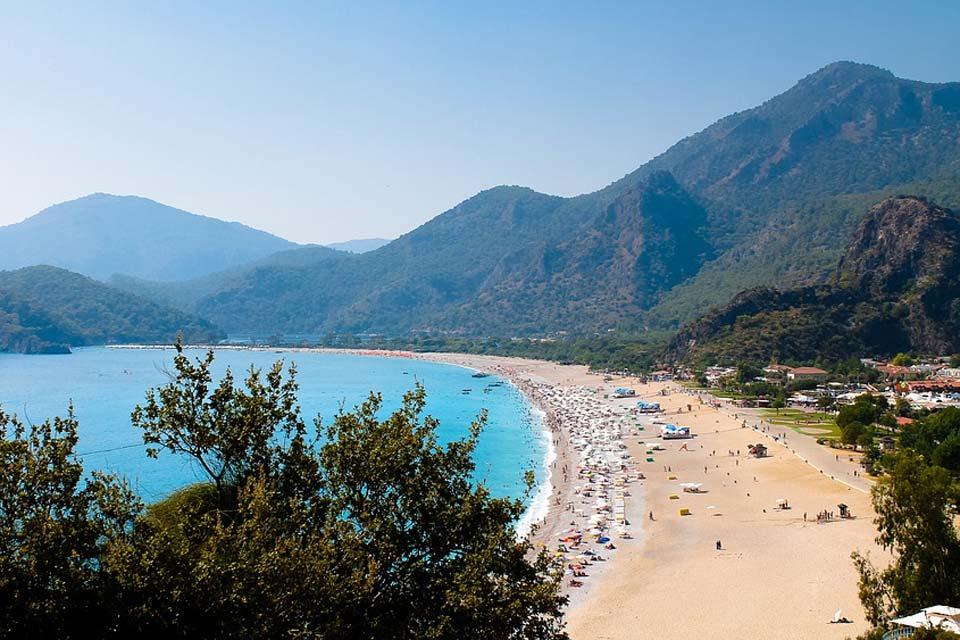 отдых в Турции Алания отели 5 звезд цены горящие