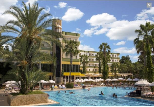 Фото отеля Delphin Botanik Hotel 5*