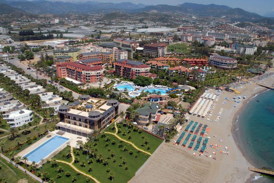 Фото отеля Palmeras Beach Hotel  5*