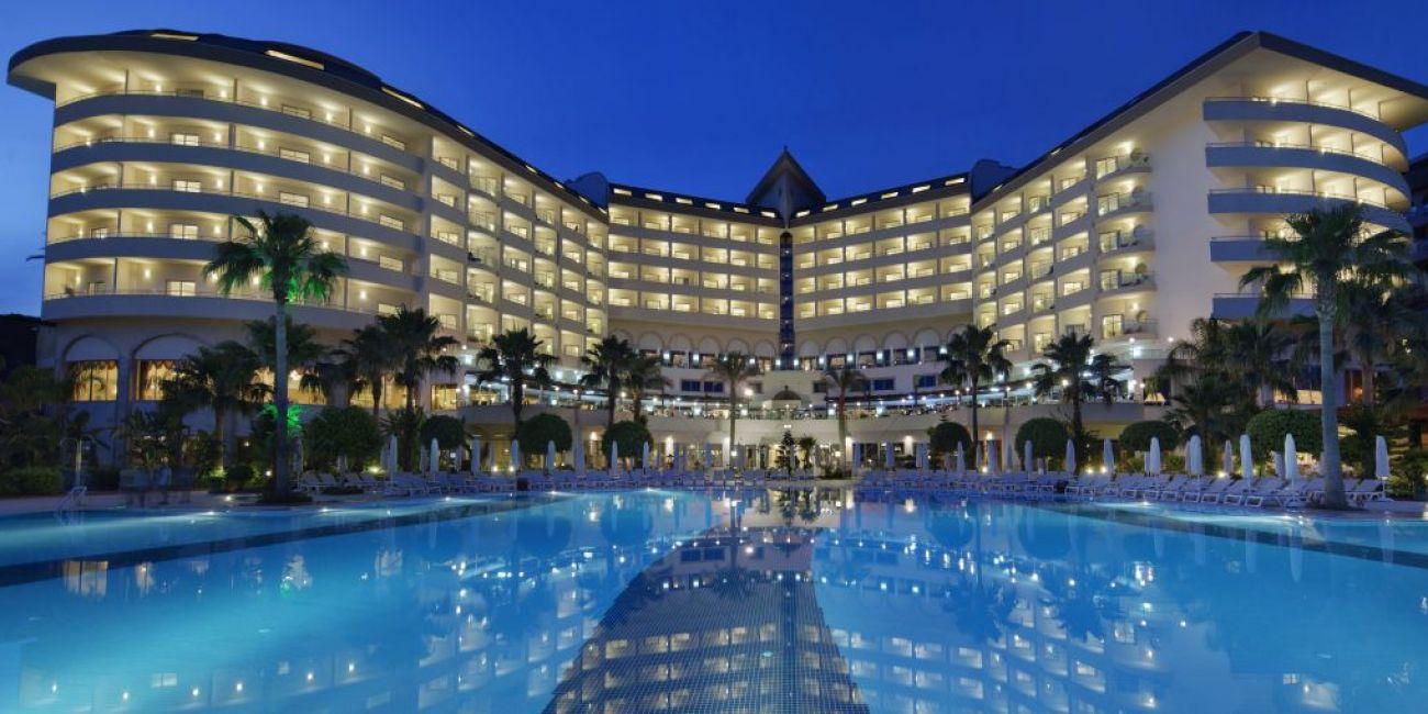Фото отеля Saphir Resort & SPA 5*