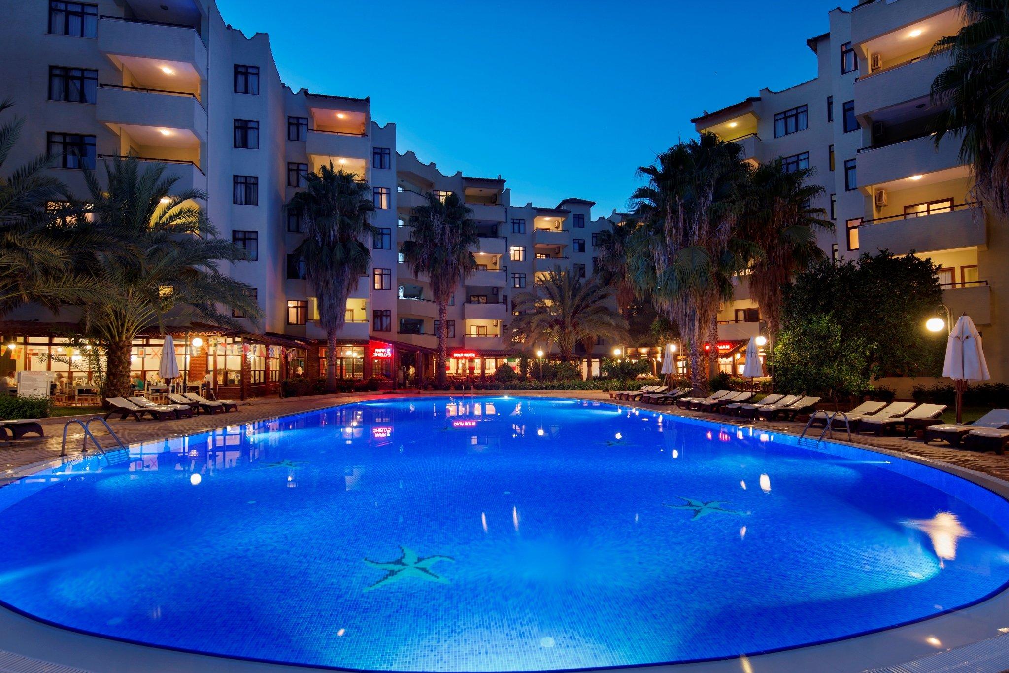 Фото отеля Alara Park Hotel 5*