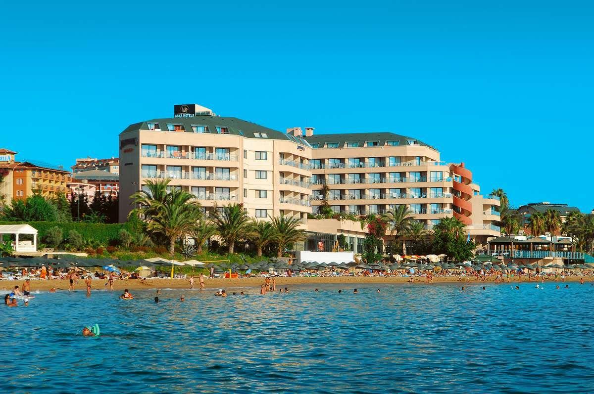 Фото отеля Aska Justiniano Beach 4*