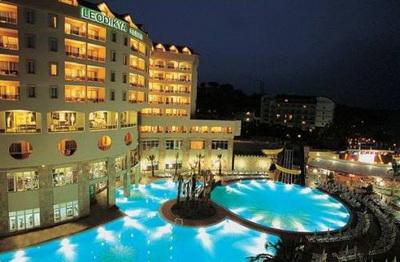 Фото 5* Kirman Hotels Leodikya High Class Hotel