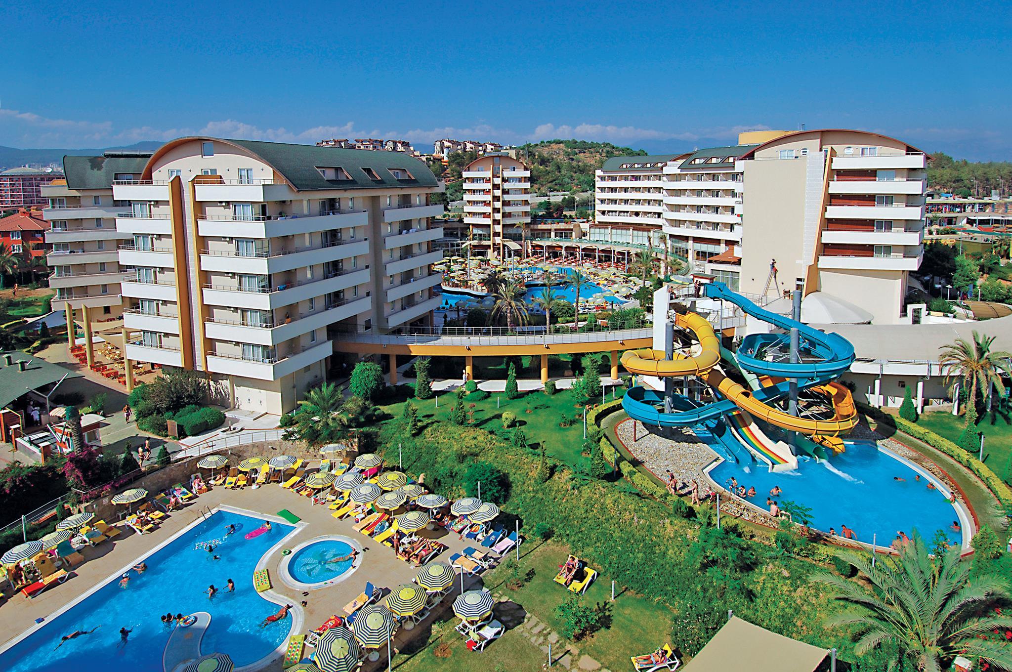 Фото отеля Alaiye Resort & SPA 5*
