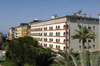 Фото отеля Aska Kleopatra Beste 3*
