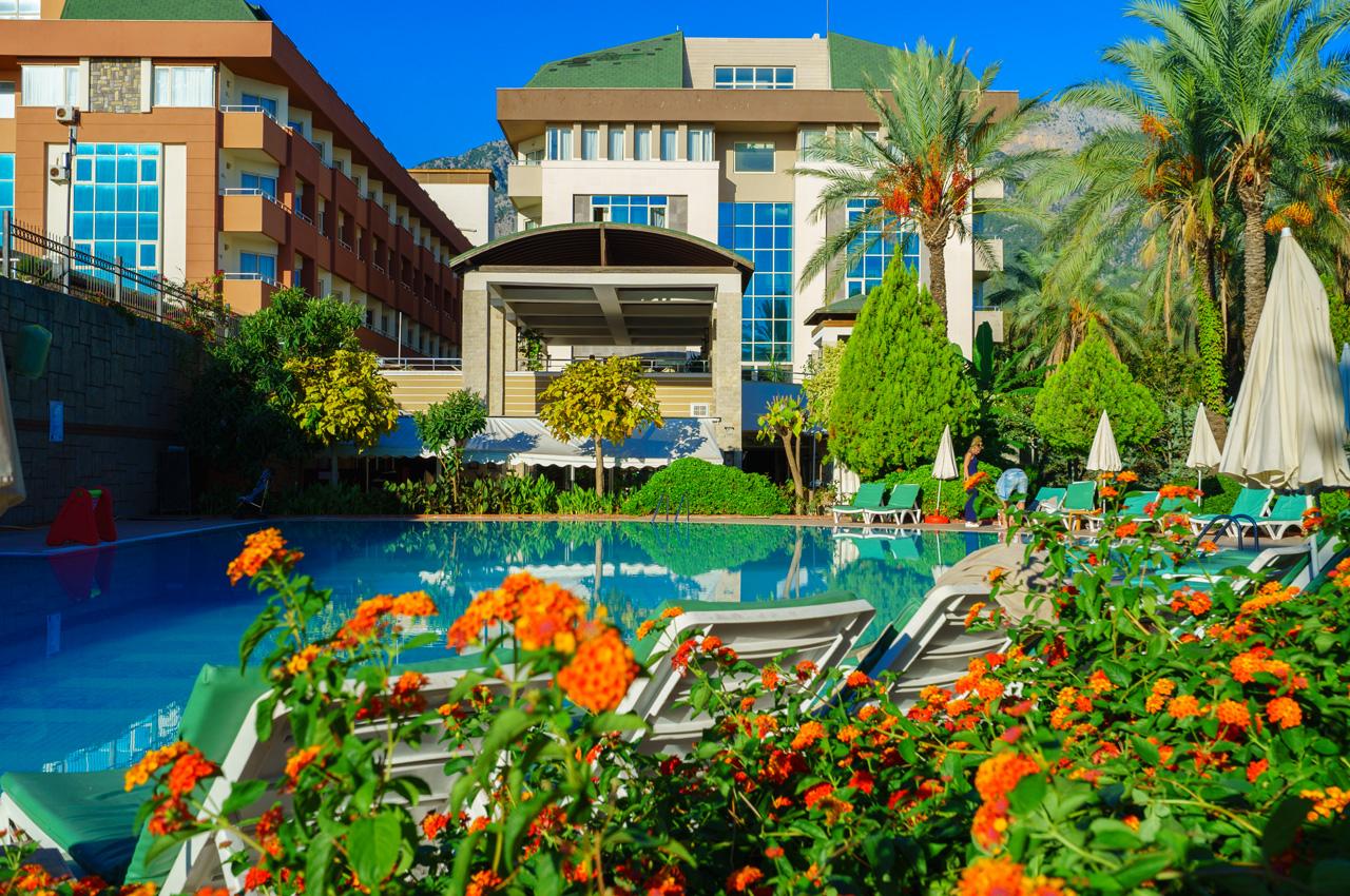 Фото отеля Armas Gul Beach 4*