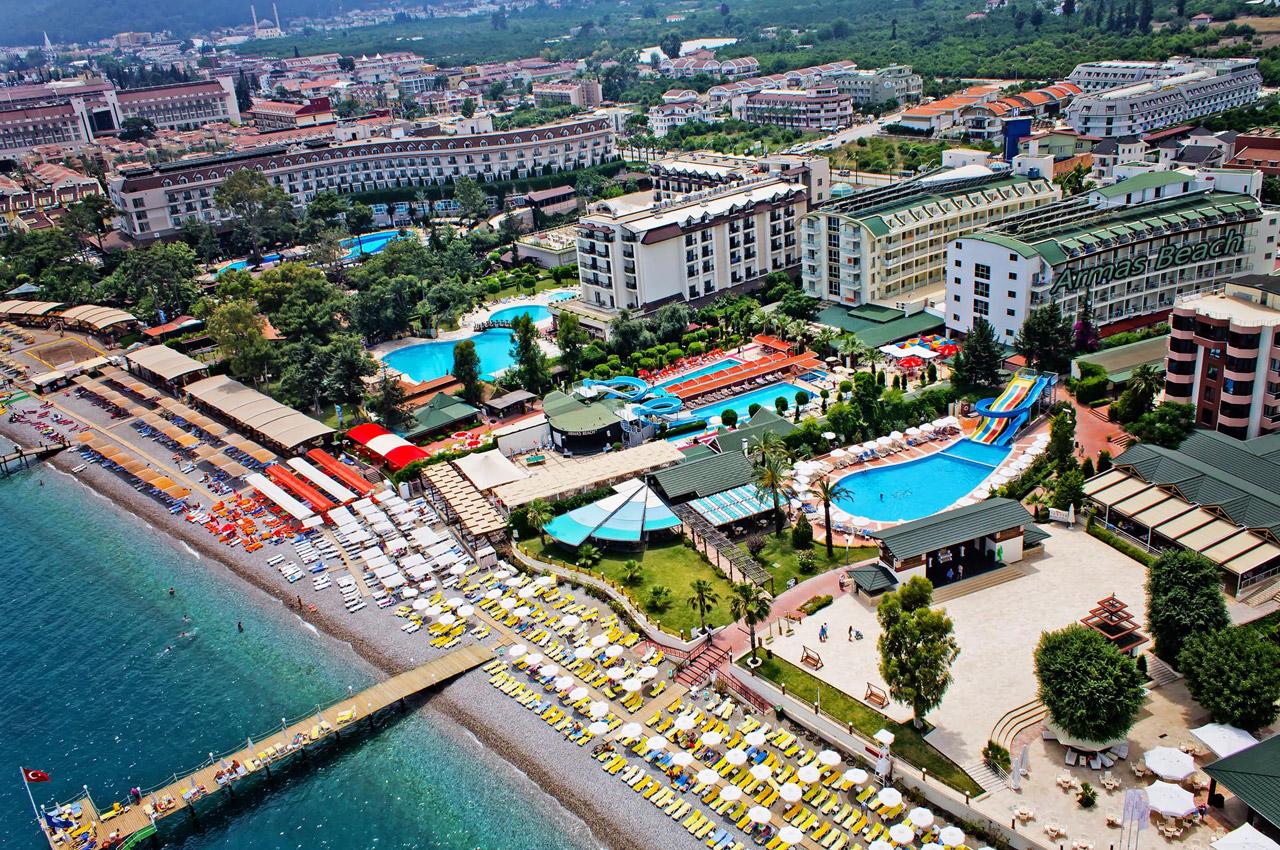 Фото отеля Armas Beach Hotel  4*