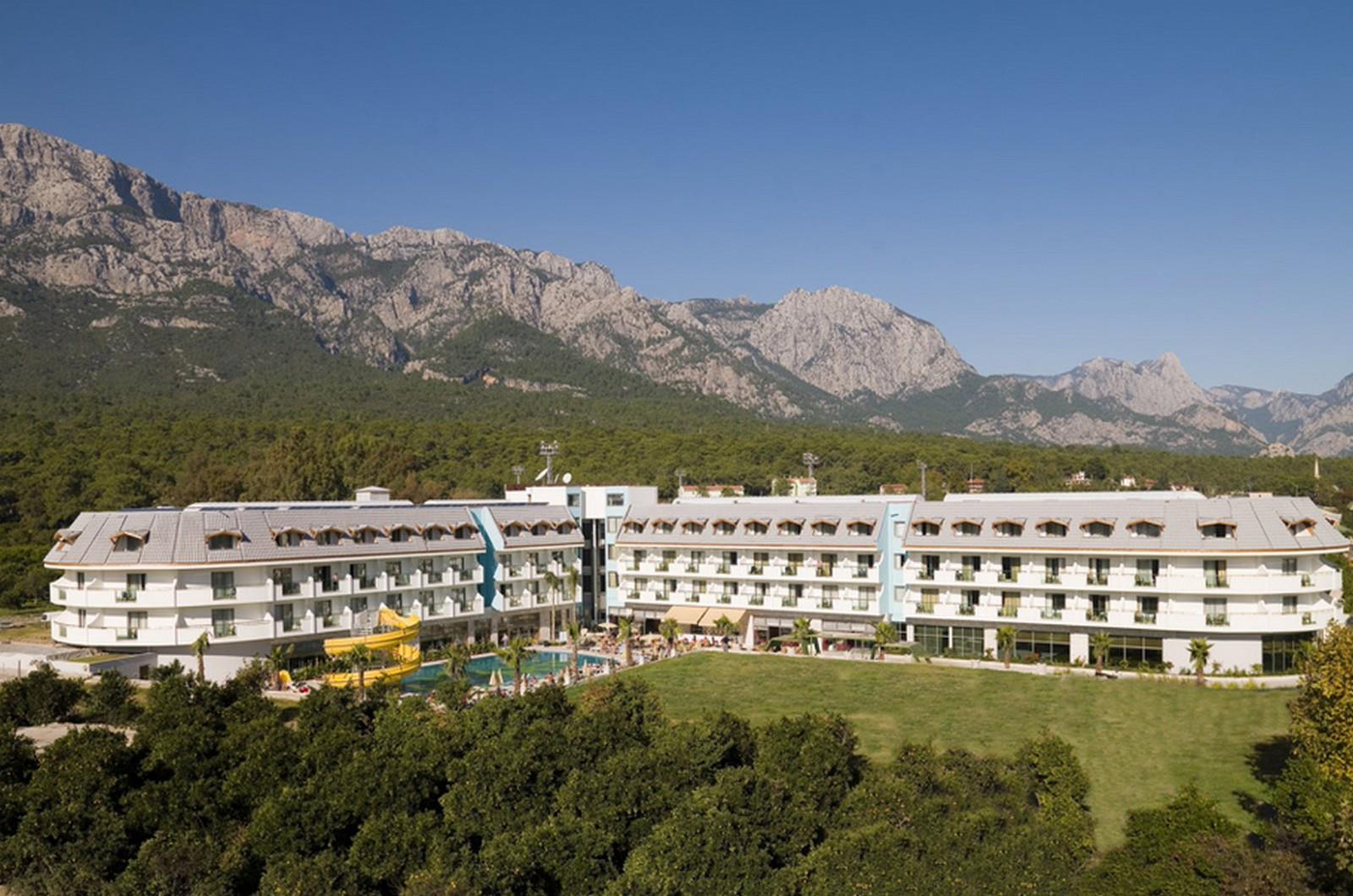 Фото отеля Kemer Reach Hotel 5*