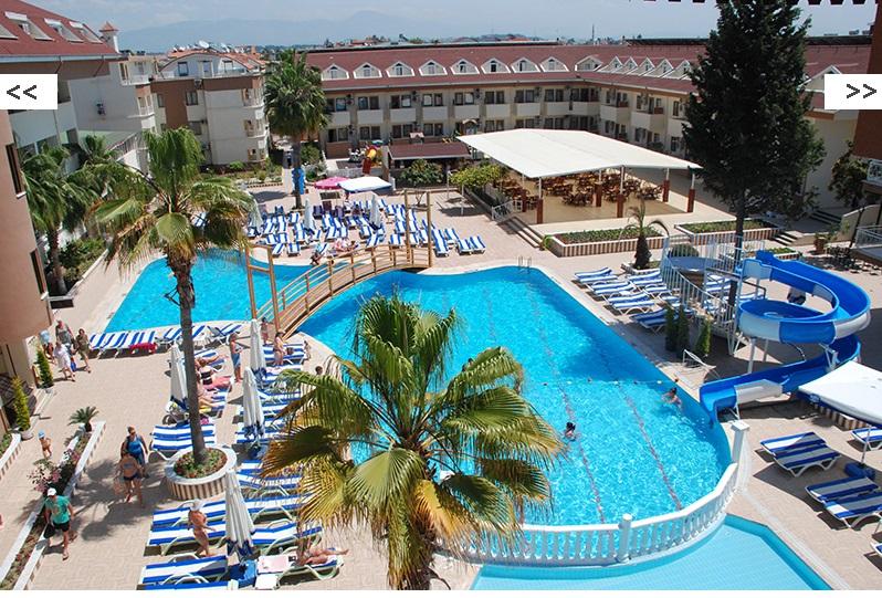 Фото отеля Side Yesiloz Hotel 2*