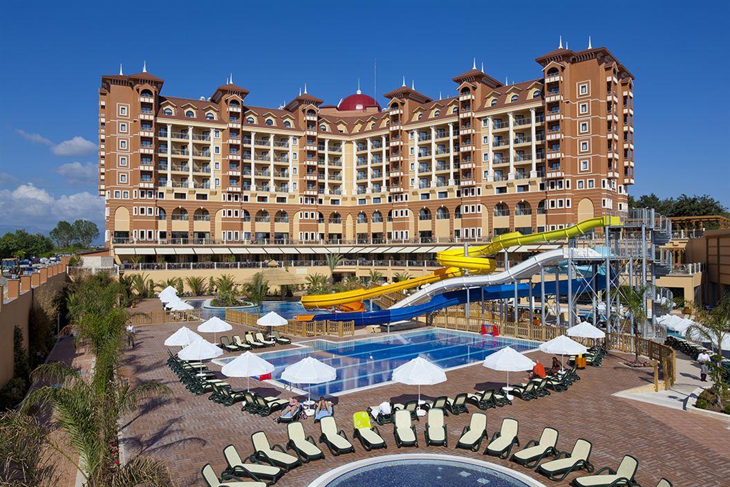 Фото отеля Villa Side Residence 4*