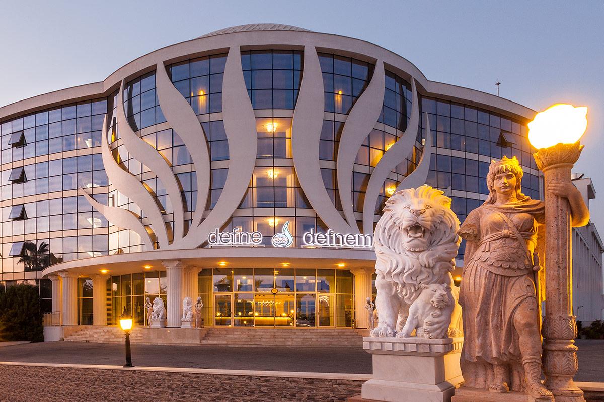 Фото отеля Hotel Defne Defnem 5*