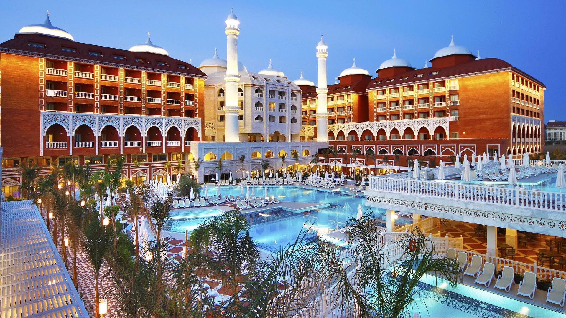Фото отеля Royal Taj Mahal Hotel 5*