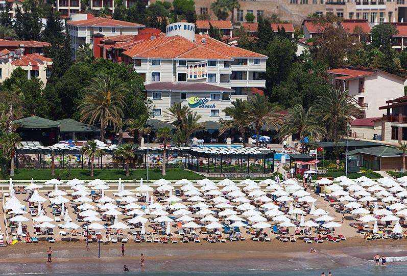 Фото отеля Sandy Beach 4*