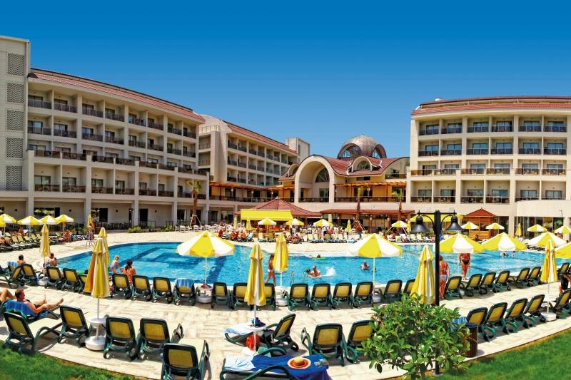 Фото отеля Seher Sun Palace Resort And Spa 5*