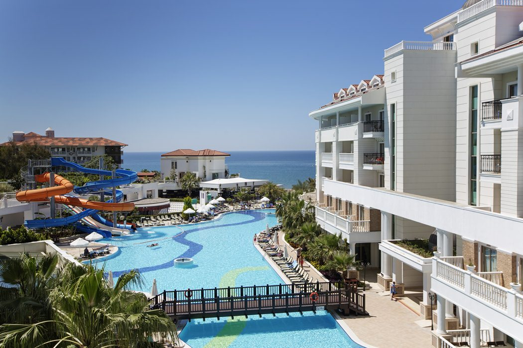 Фото отеля Alba Queen Hotel 5*