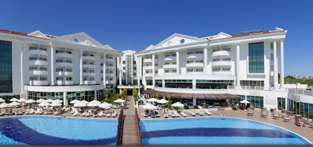 Фото отеля Roma Beach Resort & Spa 5*