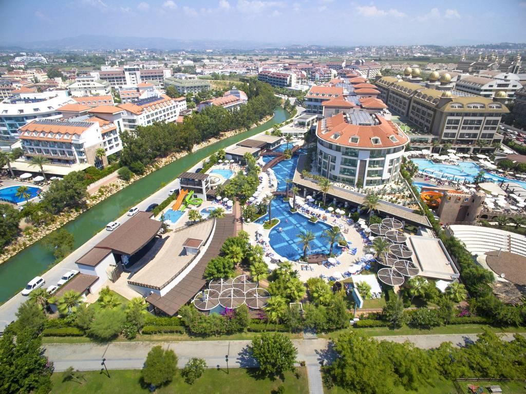 Фото отеля Sunis Evren Beach Resort & Spa 5*