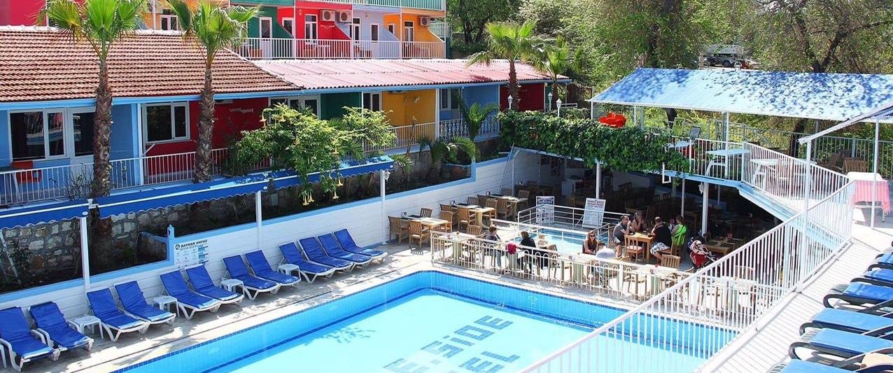Фото отеля Side Temple Hotel 3*