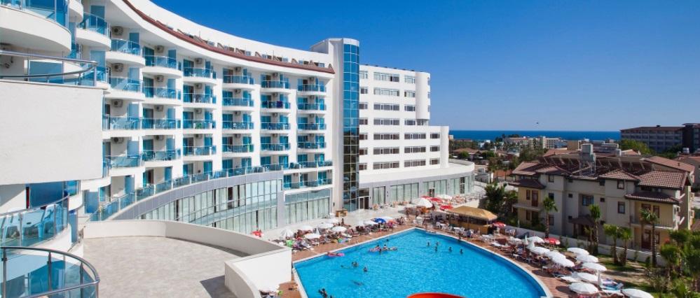 Фото отеля Narcia Resort Hotel 5*