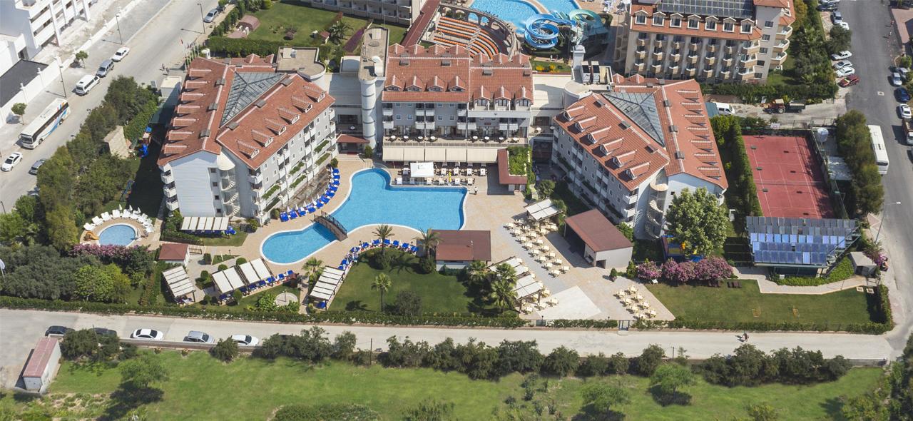 Фото отеля Monachus Hotel & Spa 4*