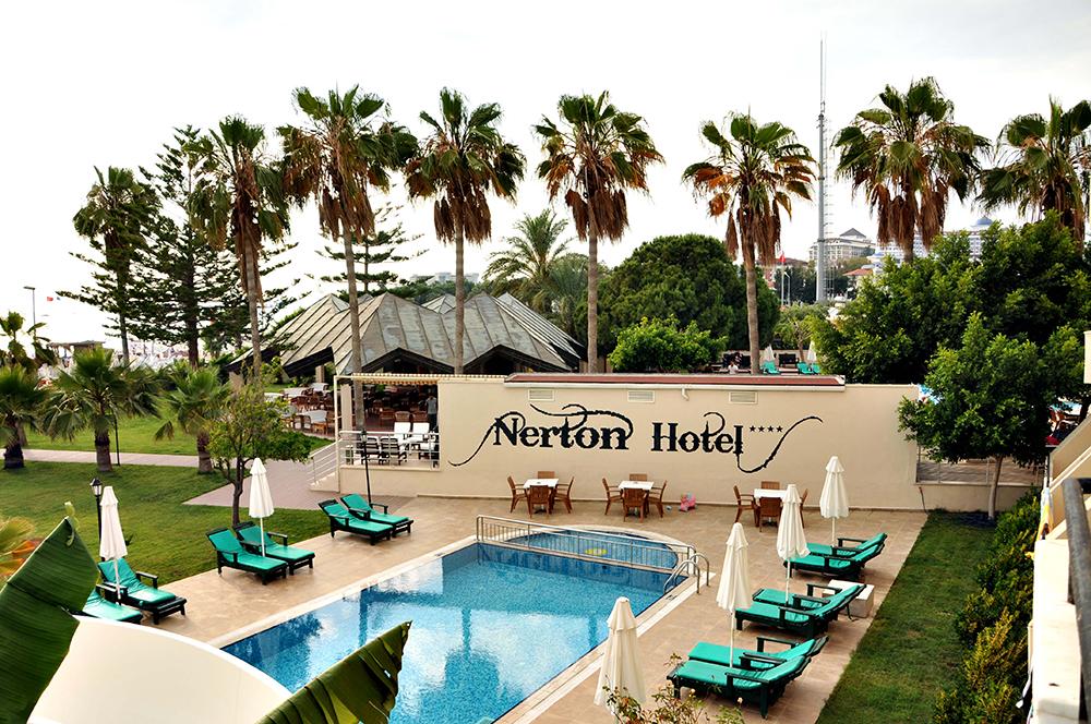 Фото отеля Nerton 4*