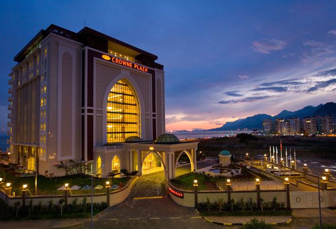 Фото отеля Crowne Plaza Antalya 5*