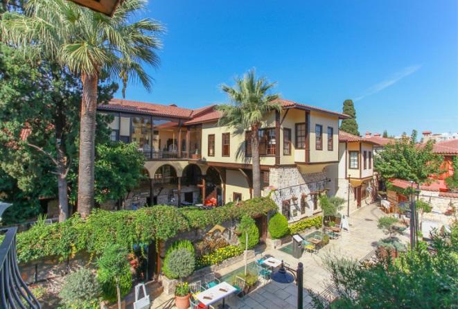 Фото отеля Alp Pasa Hotel 5*