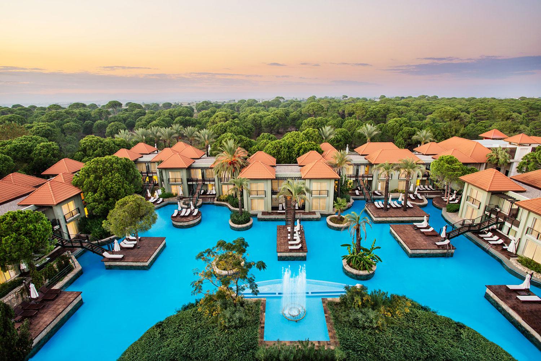 Фото отеля IC Hotels Residence 5*
