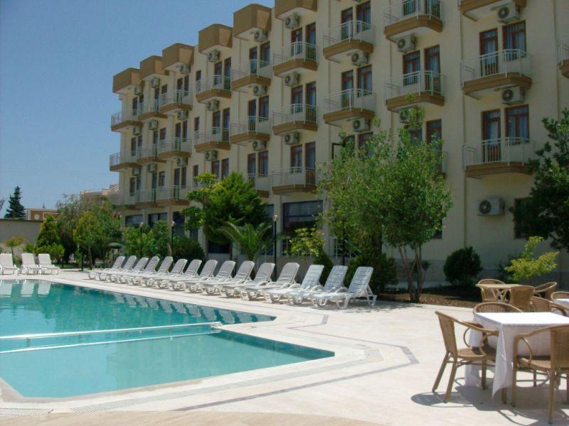 Фото отеля Adress Beach Hotel 3*
