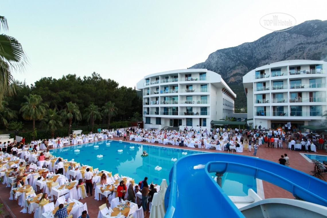 Фото отеля Ring Beach Hotel  5*