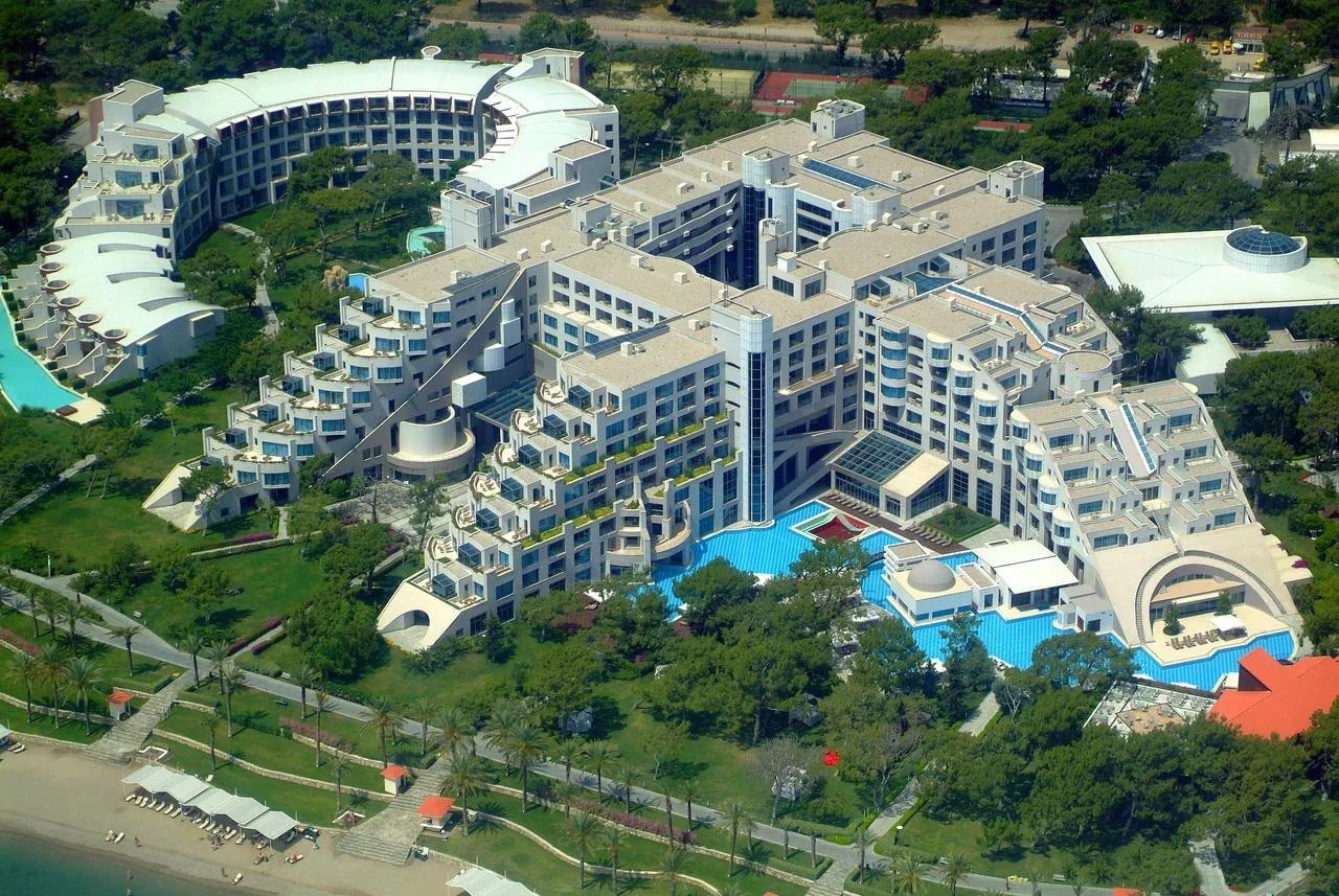 Фото отеля Rixos Hotel Sungate  5*