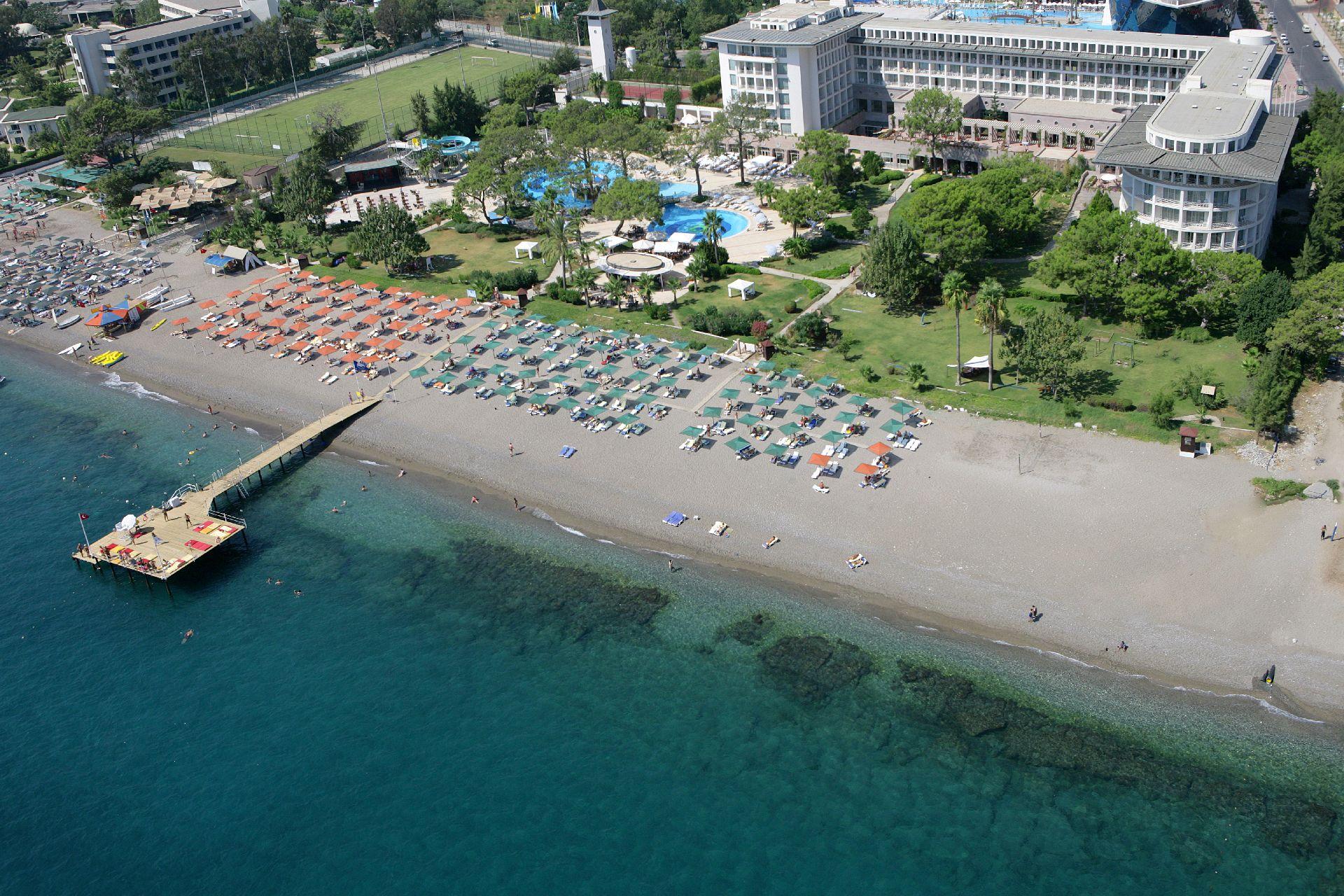 Фото отеля Majesty Club Kilikya Beach  5*